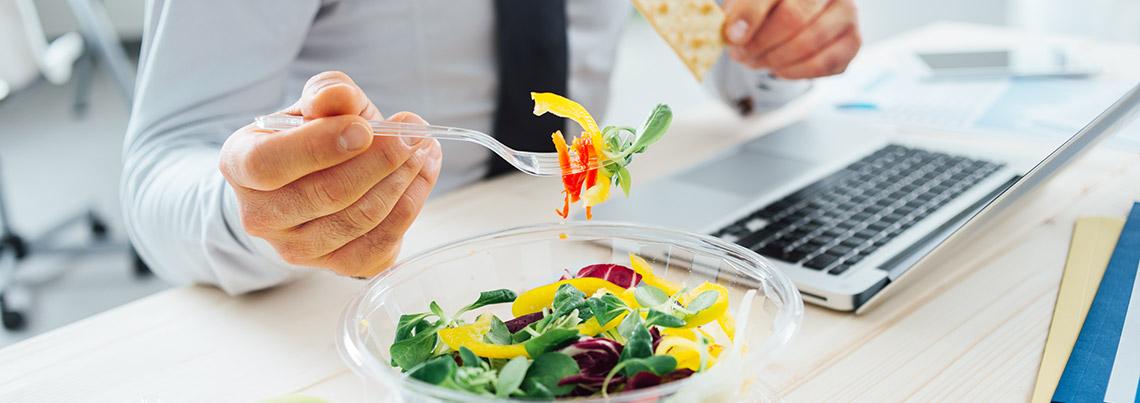 Ofiste sağlıklı beslenme